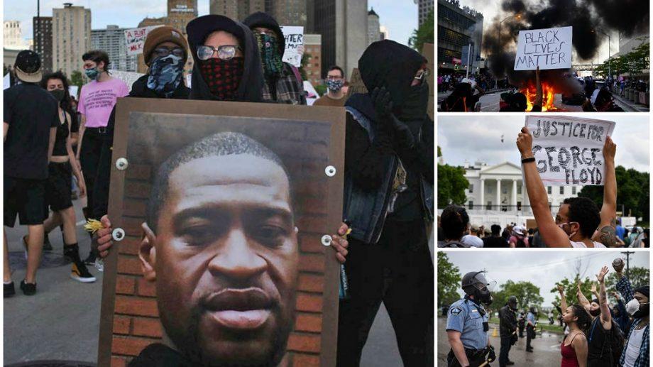 (foto, video) Ce se întâmplă în America? Cronologia evenimentelor care au avut loc după moartea lui George Floyd