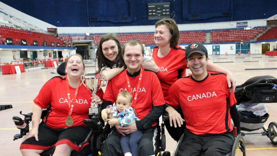 Moldoveanul Iulian Ciobanu s-a calificat la Jocurile Paralimpice de la Tokyo. Sportivul va reprezenta Canada