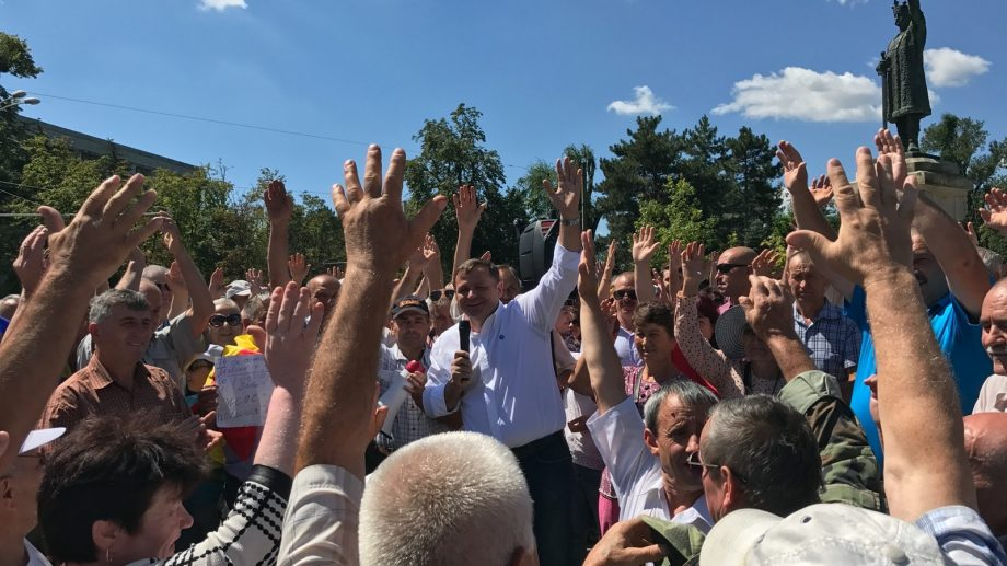 Andrei Năstase, despre cum Platforma DA își alege partenerii cu care lucrează