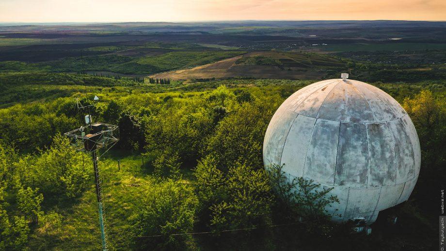 """(foto) Care-i următoarea destinație? Călătorește prin Moldova și vezi unde poți găsi o sferă """"magică"""""""