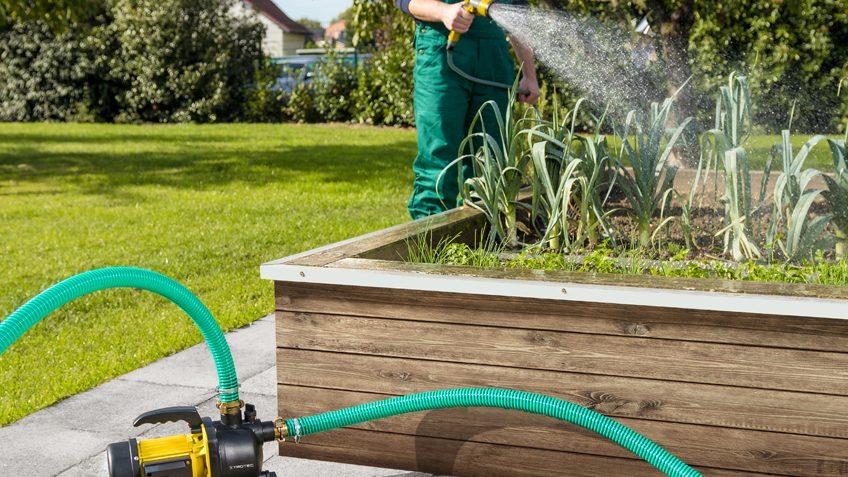 Pe perioada verii, grădina ta are nevoie de apă? Pentru ce și cum să alegi un sistem de pompare