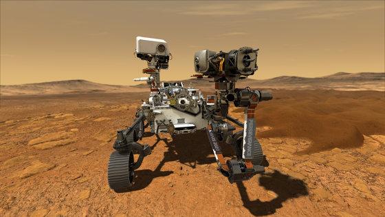 NASA trimite încă un rover pe Marte pentru a-i cerceta trecutul