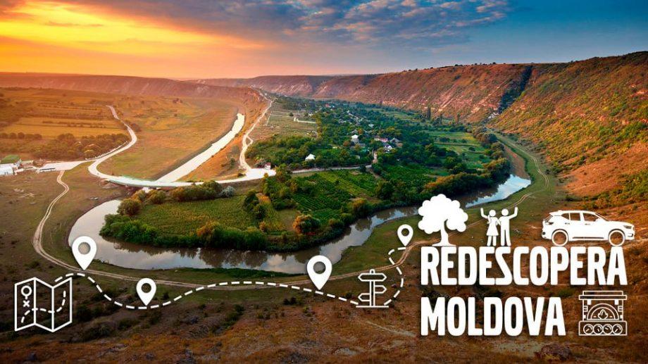 """""""Redescoperă Moldova"""" revine în vara 2020. Ce surprize și noutăți sunt pregătite pentru această expediție"""
