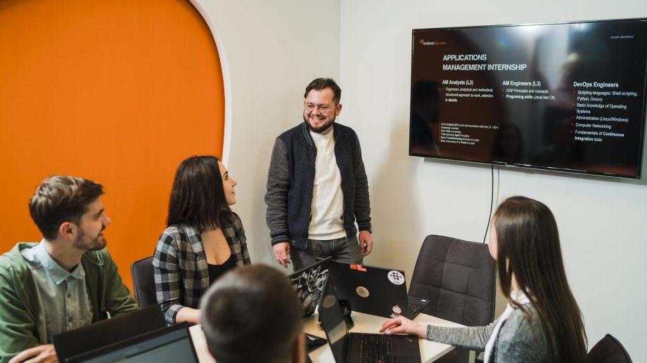 Internship la Endava: start aplicațiilor la ediția de toamnă
