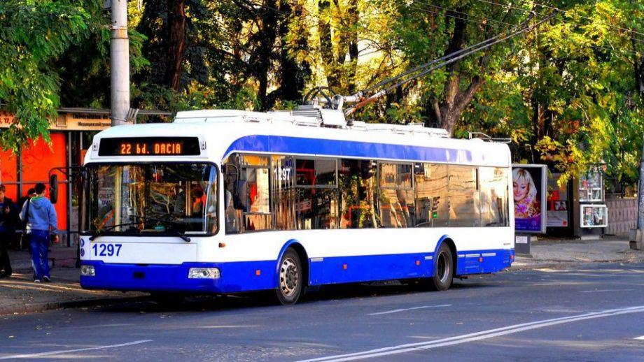 (doc) De Paștele Blajinilor, circulația transportului public din municipiul Chișinău va fi sistată