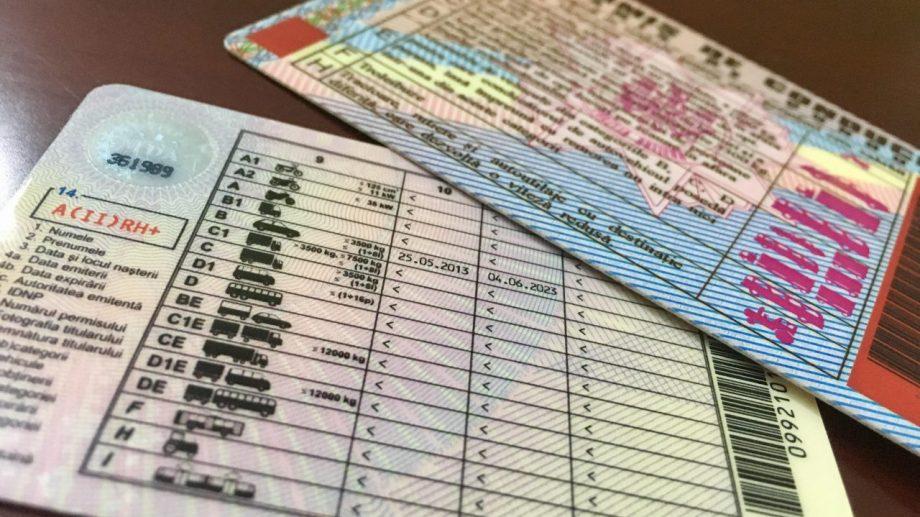 (doc) Guvernul a aprobat noi modificări cu privire la restabilirea sau preschimbarea permisului de conducere