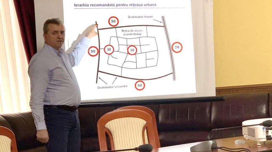 Directorul OSIR-UTM, Ilie Bricicaru, despre necesitatea ierarhizării arterelor capitalei
