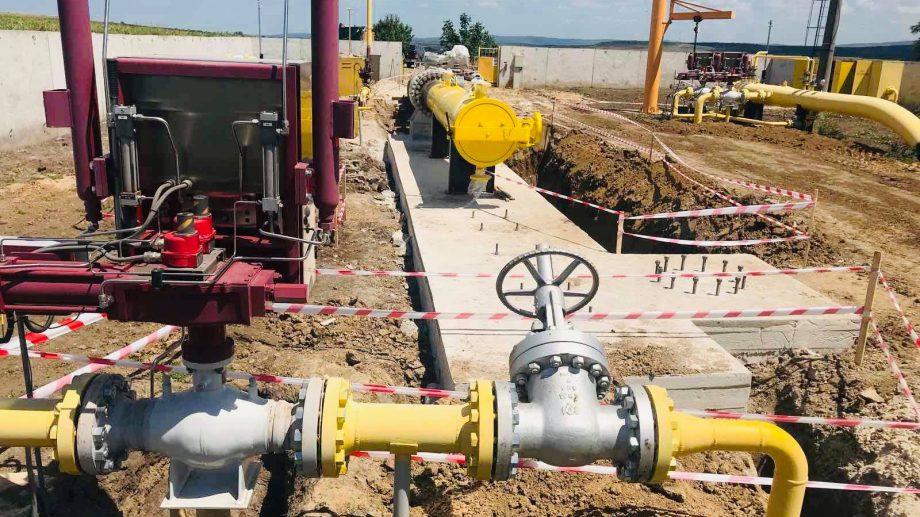 Conducta de gaz Ungheni-Chișinău urmează să fie dată în exploatare până pe 1 august