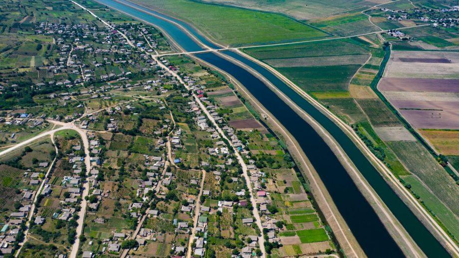 (foto) Frumusețea celei mai vechi atestări documentare din raionul Ștefan Vodă. Cum arată satul Cioburciu de la înălțime