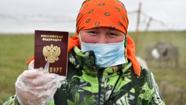 """Singura regiune din Rusia unde mai mulți alegători au votat """"împotriva"""" modificării constituției decât """"pentru"""""""