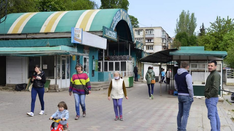 (doc) Piața de pe bulevardul Dacia va fi înlocuită cu un spațiu pentru comercializarea produselor agricole