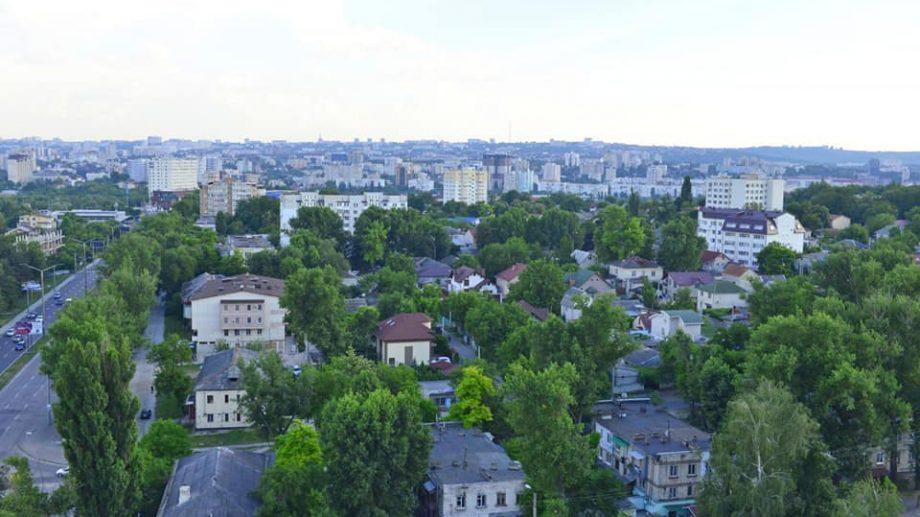 (foto) Sectorul Râșcani de la înălțime. Cum arată locurile dragi din Chișinău