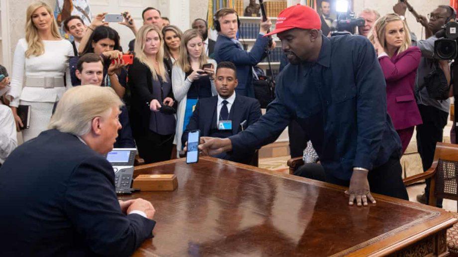 Kanye West și-a anunțat candidatura la alegerile prezidențiale din SUA