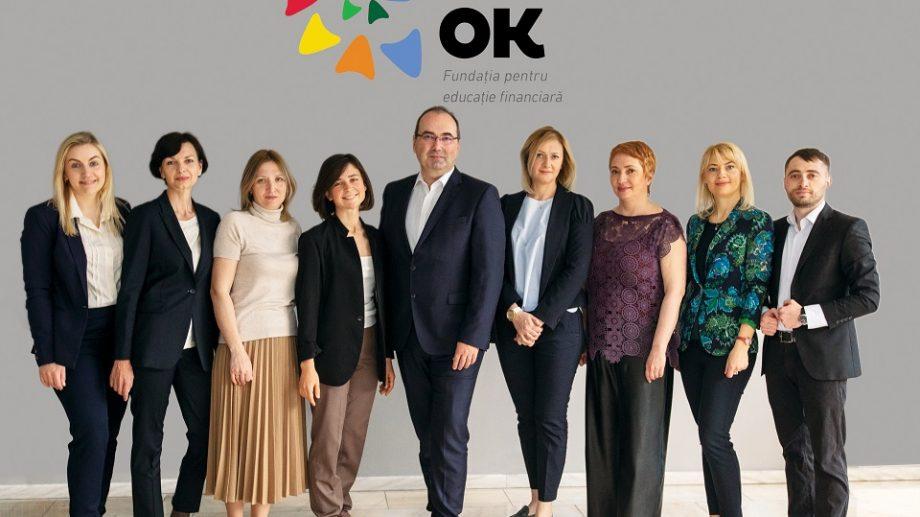 """Mobiasbanca – OTP Group a lansat Fundația pentru educație financiară """"OK"""""""