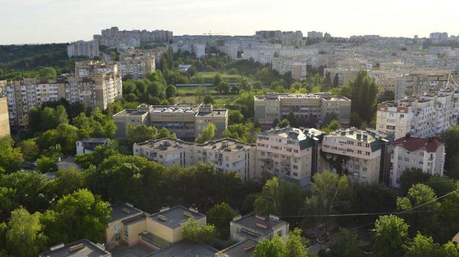 (foto, video) Sectorul Botanica de la înălțime. Cum arată locurile dragi din Chișinău
