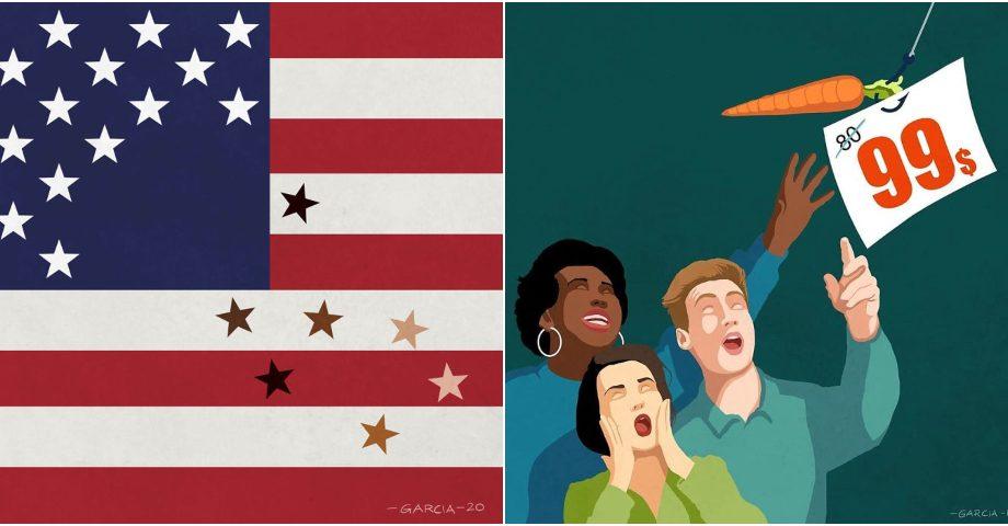(foto) Noi ilustrații care arată greșelile pe care le facem zilnic