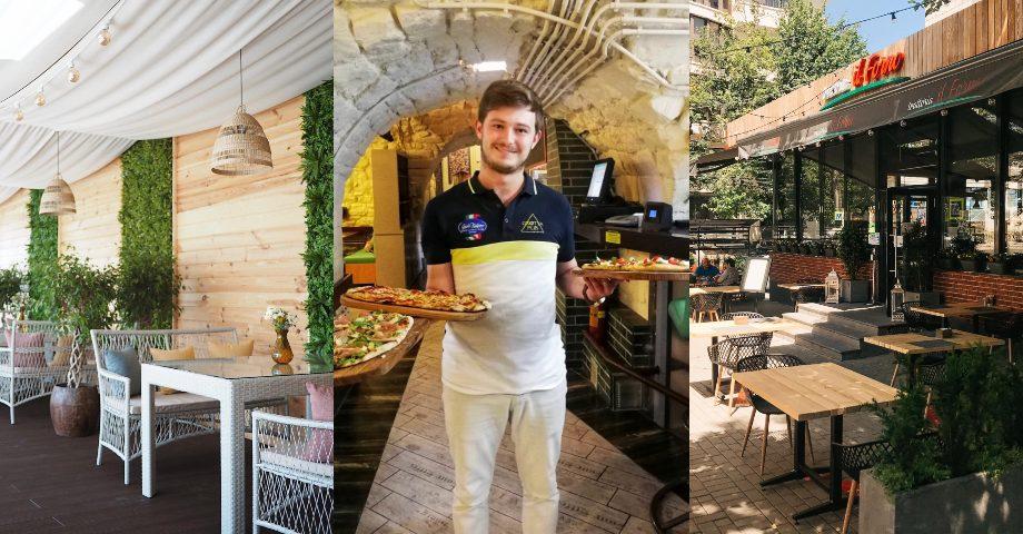 Best of: 10 localuri cu terasă din Chișinău, unde poți petrece timpul cu prietenii sau familia