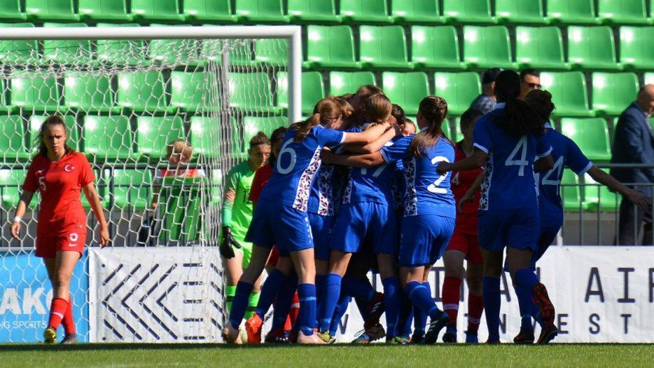UEFA a actualizat calendarul miniturneelor din cadrul preliminariilor Campionatului European de fotbal feminin printre junioare