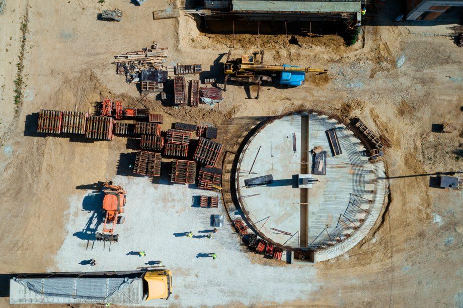 La ce etapă se află construcția noii stații de epurare din orașul Cantemir. Șantierul a fost vizitat de oficialii UE
