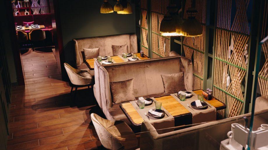 """(foto) Un nou restaurant în Chișinău: """"Fuior"""" – bucătărie cu specific tradițional reinventat"""
