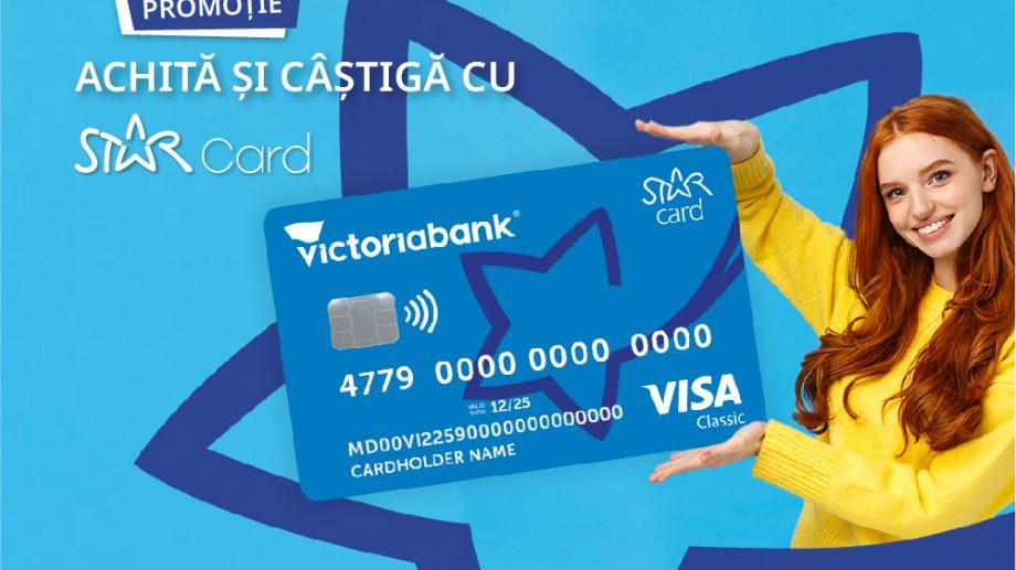 Achită și câștigă cu STAR Card