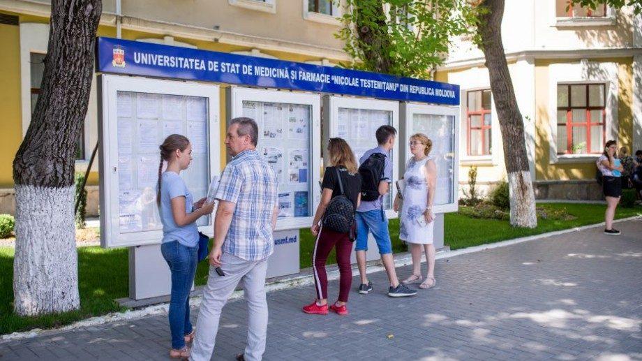 (doc) Câte locuri bugetare oferă statul pentru fiecare specialitate de la universitățile din Moldova în acest an