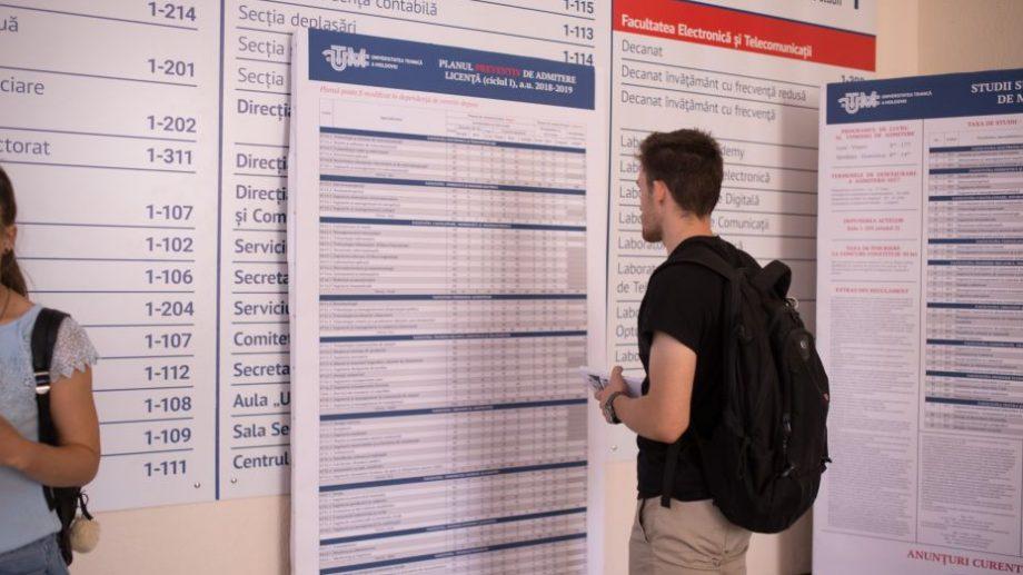 Admitere 2020. Lista categoriilor de absolvenți care pot obține un loc bugetar în afara concursului