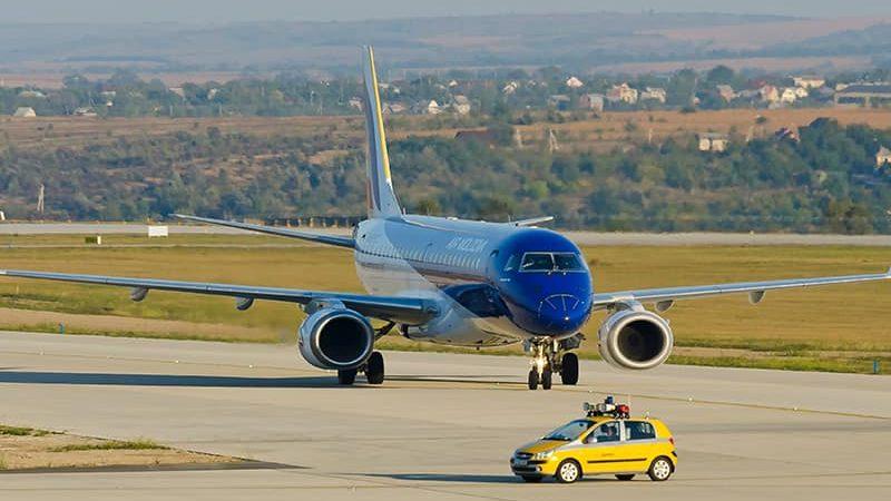 Air Moldova anulează zborurile spre destinațiile Nisa și Salonic până în anul 2021