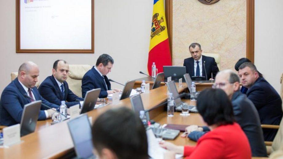 Platforma DA a prezentat moțiunea de cenzură împotriva guvernului Chicu