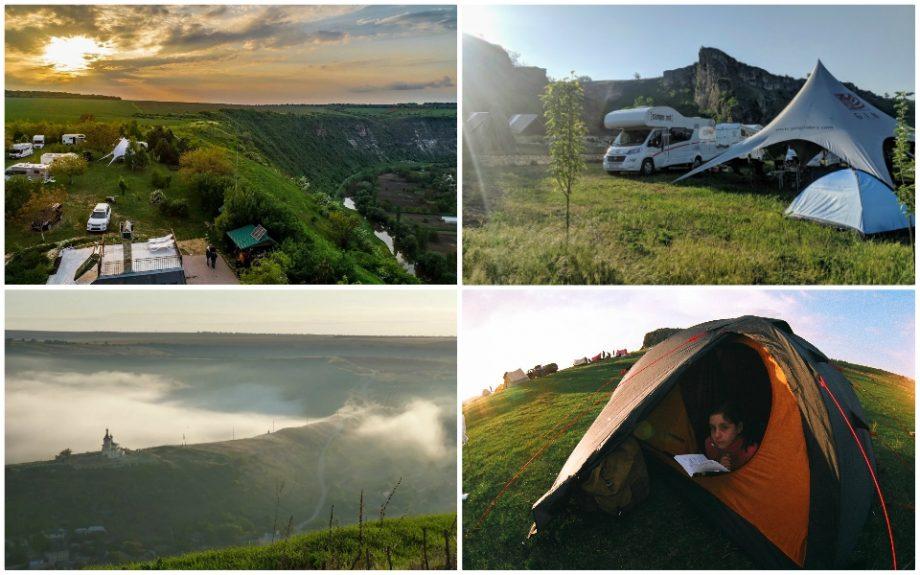 (foto) Locațiile de camping din Moldova unde poți admira natura în toată splendoarea ei. Cât te costă și cum poți ajunge acolo
