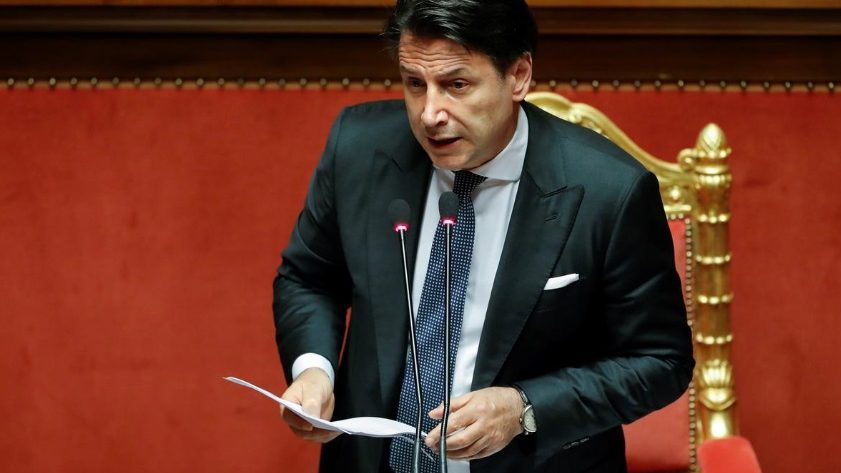 """""""Virusul continuă să evolueze."""" Italia a prelungit starea de urgență din cauza COVID-19 până pe 15 octombrie 2020"""