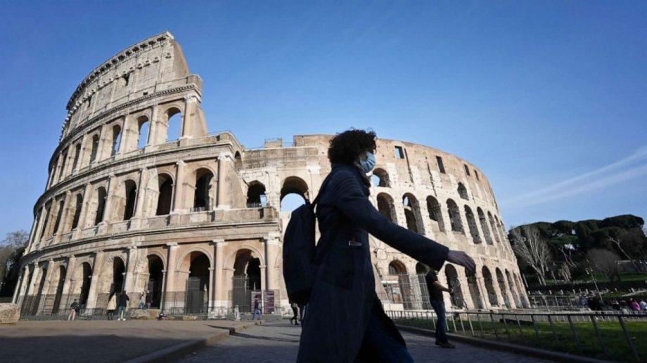Italia și-a închis granițele pentru cetățenii care au tranzitat sau vin din Republica Moldova, dar și din alte 12 state