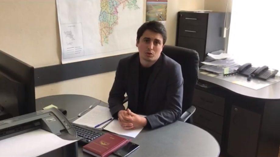"""Sergiu Galușca: """"Vino să studiezi la FUA-UTM, să contribui la dezvoltarea infrastructurii de transport a țării"""""""