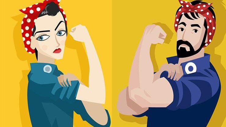 Devino parte a echipei Feminismd și contribuie la promovarea egalității de gen