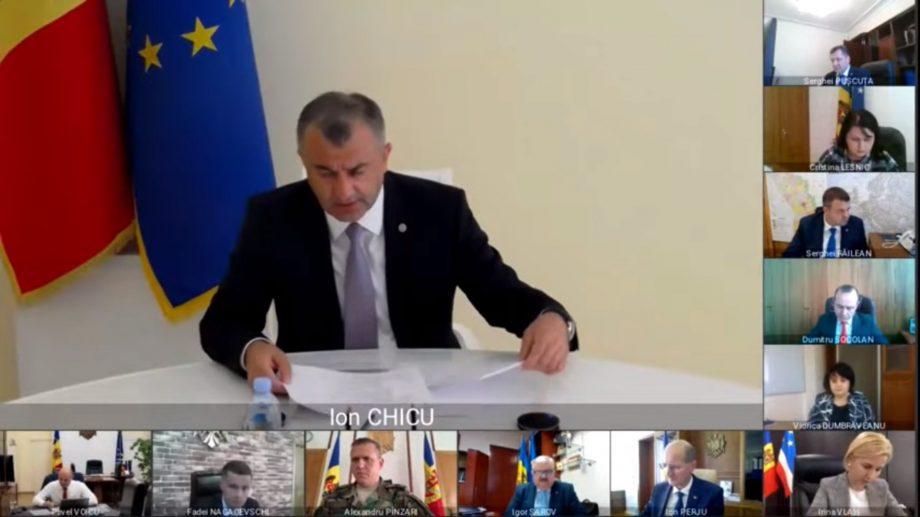 (video) Urmărește live ședința guvernului. Pe ordinea de zi sunt incluse 26 de subiecte