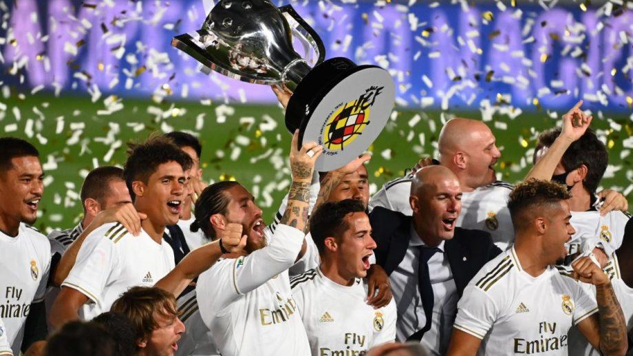 Real Madrid este cea mai valoroasă marcă din lume. Cum arată clasamentul celor mai valoroase echipe