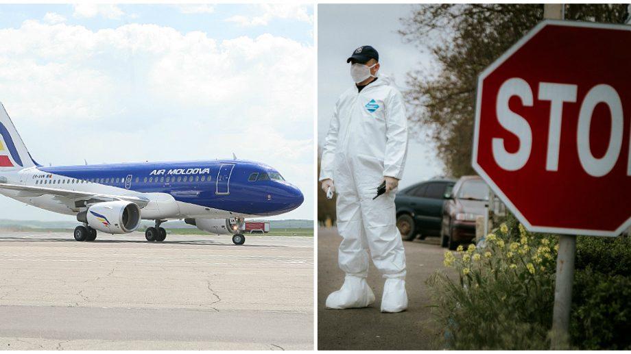 (doc) Alertă de călătorie. Date actualizate privind restricțiile pentru moldovenii care intenționează să călătorească în alte țări