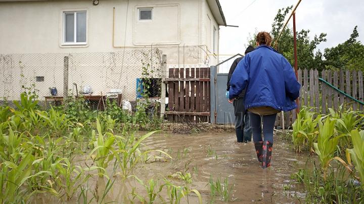 Guvernul va aloca 12 milioane de lei localităților afectate de calamitățile naturale