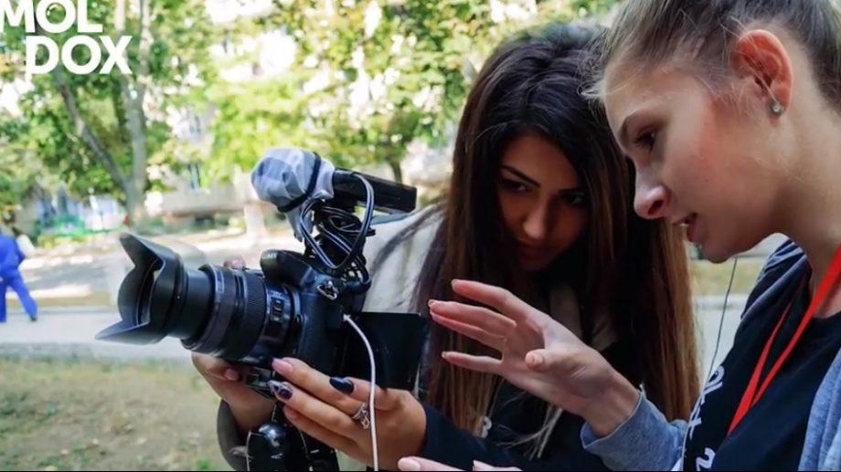 (video) Ești pasionat de documentare? Participă în cadrul atelierului Inspiration @Moldox Lab și creează cea mai bună versiune a filmului tău