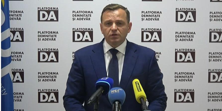 """(video) Platforma DA lansează aplicația """"Andrei Năstase"""" pentru a facilita comunicarea dintre alegători și membrii partidului"""