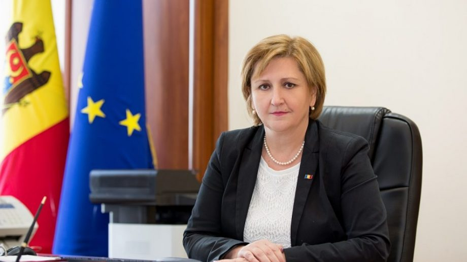 Lilia Palii a fost numită în funcția de secretară generală a Ministerului Economiei și Infrastructurii