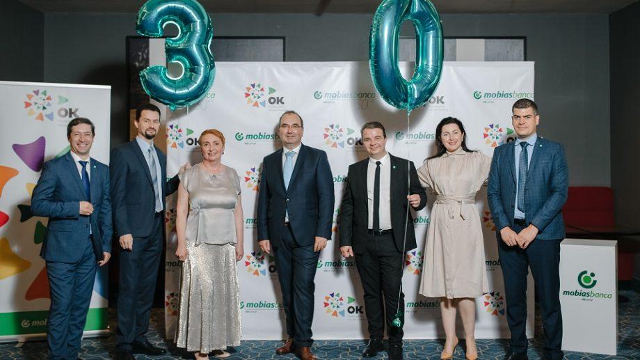 Mobiasbanca – OTP Group: 30 de ani de încredere şi responsabilitate