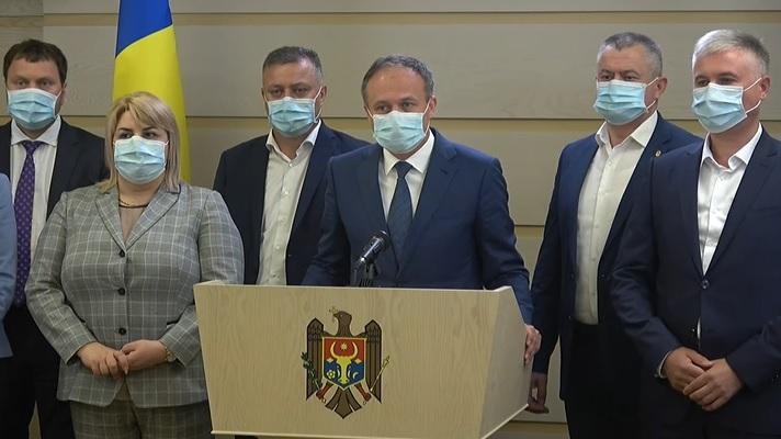 PRO MOLDOVA va cere parlamentului și Uniunii Europene să investigheze cazul lui Gațcan