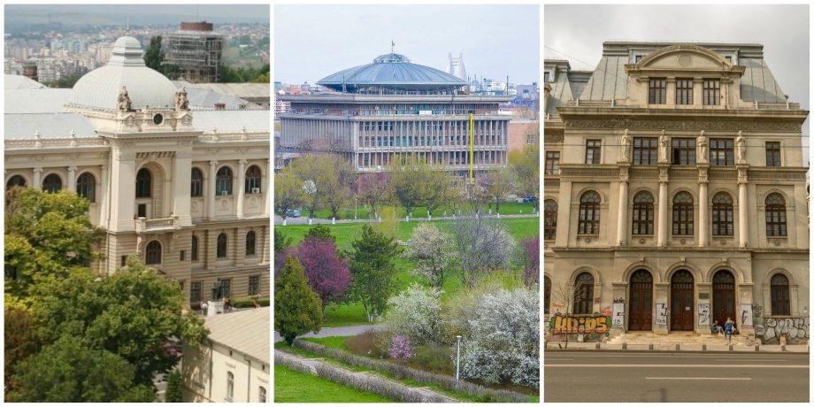 Top 20 cele mai bune universități din România în anul 2020, conform Ranking Web of Universities