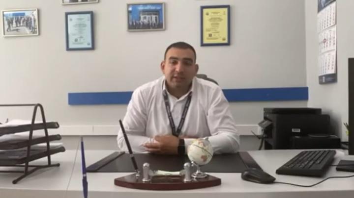 """Andrian Galaju: """"Recomand cu încredere programul de studii Drept din cadrul UTM"""""""