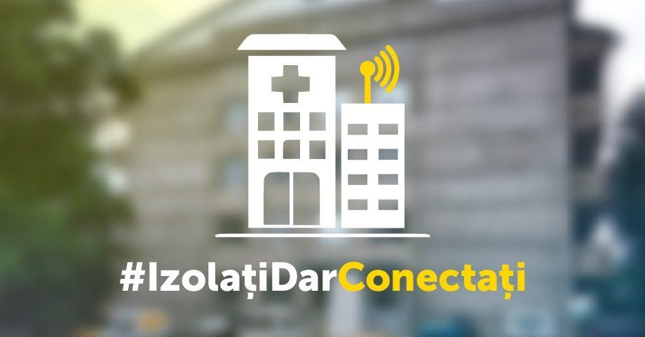 Spitalul Raional din Orhei – conectat gratuit de către echipa StarNet