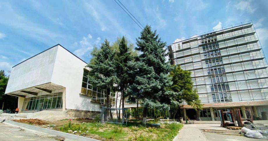 Conducerea UTM plănuiește să renoveze amfiteatrul de la Facultatea Tehnologia Alimentelor din sectorul Râșcani