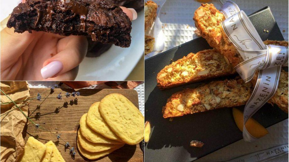 Cantina din weekend. Trei tipuri de biscuiți care să-ți însoțească limonada rece într-o zi de vară