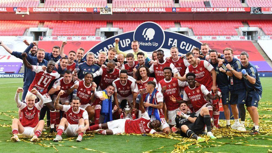 (video) Arsenal a câștigat Cupa Angliei pentru a 14-a oară în istorie