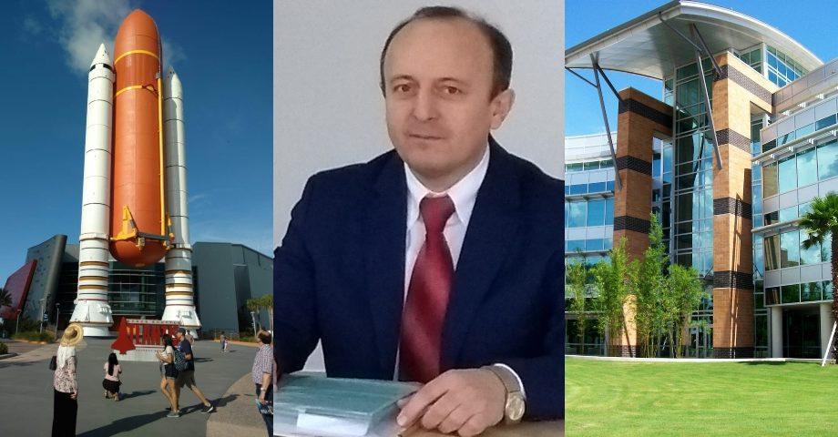 Profesorul de la UTM Oleg Lupan a fost selectat în calitate de profesor afiliat de UCF – cea mai mare universitate din SUA
